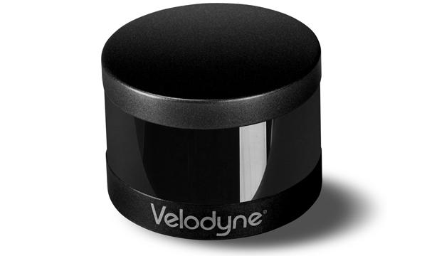 Velodyne Solid-State Hybrid Ultra Puck