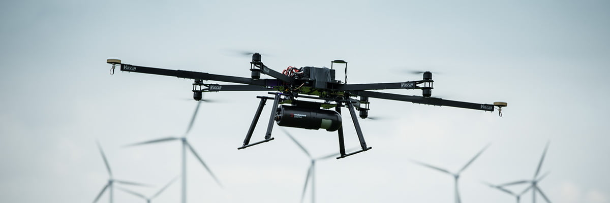 UAV LiDAR system - 3D mapping solution specifically for drones