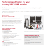 Routescene technical specification brochure