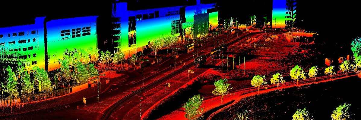 Routescene vehicle LiDAR mobile mapping system
