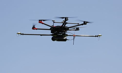 Recommended drone platforms