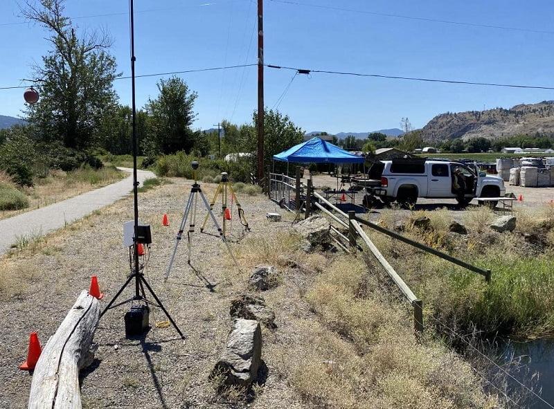 Routescene UAV LiDAR Ground Station